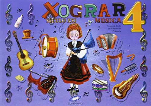 Século XXI, Xograr, música, 4 Educación Primaria - 9788497371865 por Patricia Fernández García