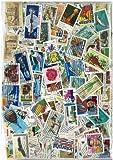 Collezione di francobolli obliterati, motivo: Stati Uniti, 300 francobolli diversi