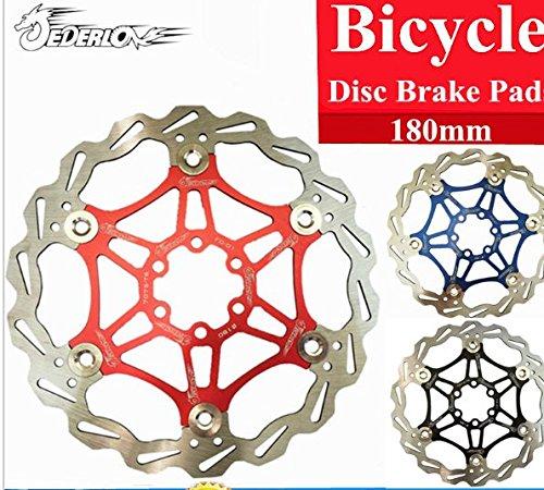 Ederlo- Dischi del freno ruota dentata per bicicletta mountain