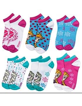 Pack 6 calcetines Frozen Disney