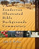 GENESIS TO DEUTERONOMY VOL 1 (Zondervan Illustrated Bible Backgrounds Commentary)