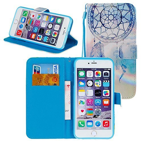byd-colorful-pu-leather-diamond-flip-case-wallet-case-cover-back-cover-protective-case-for-apple-iph