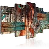 murando - Cuadro en Lienzo 200x100 cm - Abstraccion - Impresion en Calidad fotografica - Cuadro en Lienzo Tejido-no Tejido - a-A-0266-b-p