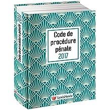 Code de procédure pénale 2017 - Jaquette graphik émeraude: Version Ebook incluse.
