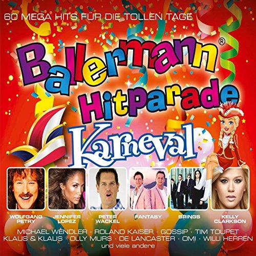 Ballermann Hitparade Karneval ...
