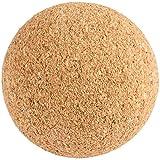 TUNIRO® 10 Stück Kicker Bälle aus Kork, leise und griffig, Durchmesser 35mm, Tischfussball Kickerbälle Ball - 2