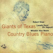 Very Best of Texas Blues Piano