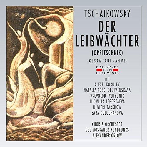 Der Leibwächter (Opritschnik) [Import allemand]
