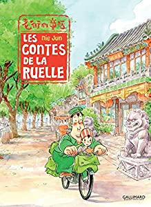 Les contes de la ruelle Edition simple One-shot