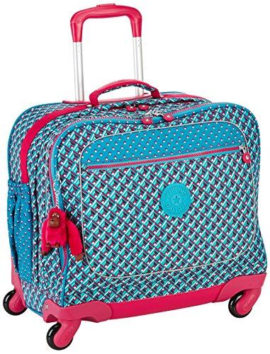 Kipling - MANARY - Sac à dos avec compartiment pour ordinateur portable - Summer Pop Bl - (Multi-couleur)