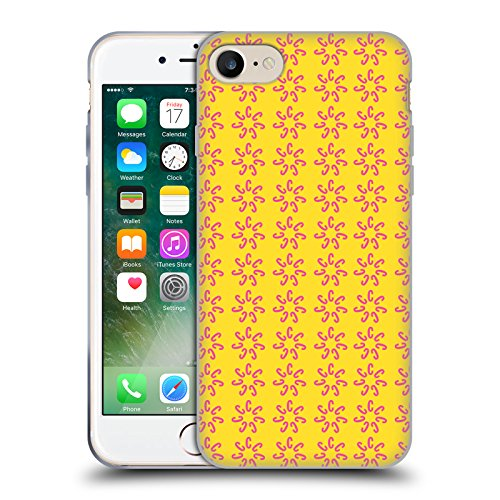 Official Cosmopolitan Ombre Pattern 2 Logo Soft Gel Case for Apple iPhone X Pattern 1