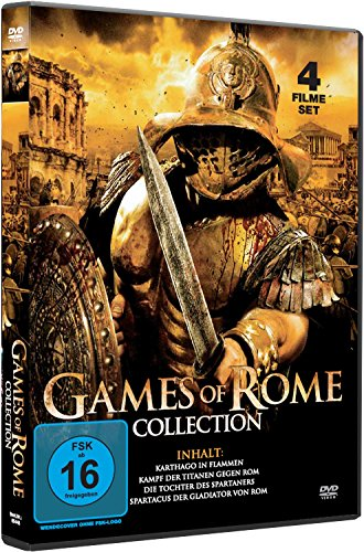 Bild von Games of Rome Collection