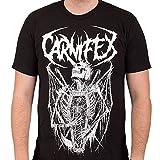 Carnifex Riddick Hombre Black T-Shirt