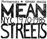 Mean Streets NYC 1970-1985