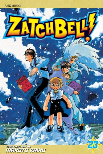 Zatch Bell!, Vol. 23