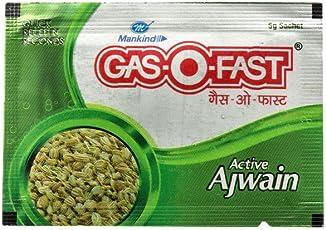 Gas-O-Fast Active Ajwain (120 sachets)