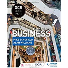 OCR GCSE (9-1) Business, Third Edition