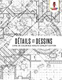 Telecharger Livres Details et Dessins Livre De Coloriage Adulte Concoit Edition (PDF,EPUB,MOBI) gratuits en Francaise