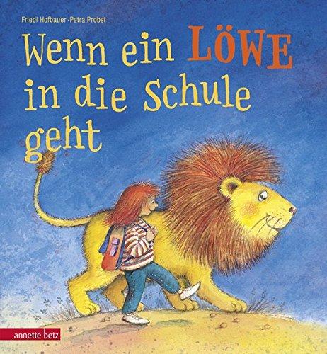 Wenn ein Löwe in die Schule geht