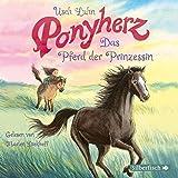 Das Pferd der Prinzessin: 1 CD (Ponyherz, Band 4)