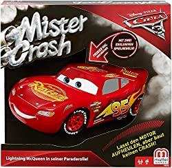 """Cars 3 - Mr Crash (Mr Pups, Cars Edition)Wer """"Cars"""" liebt, wird von dieser Mister-Pups-Version begeistert sein!Lightning McQueen ist für jeden Spaß zu haben. Mal sehen, wie lange es dauert, bis es zum """"Crash"""" kommt. Zunächst wird eine Zahlenkarte abg..."""