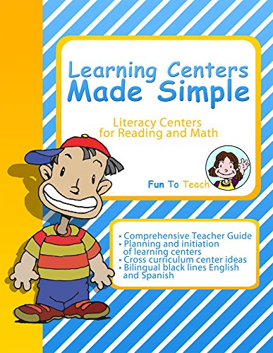 e Simple: Literacy Centers for Reading and Math (English Edition) ()