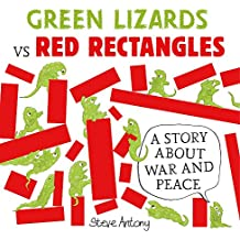 Green Lizards vs Red Rectangles: A story about war and peace