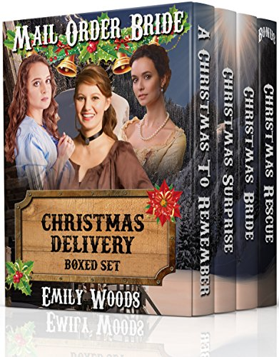 Mail Order Bride: Christmas Delivery Boxed Set