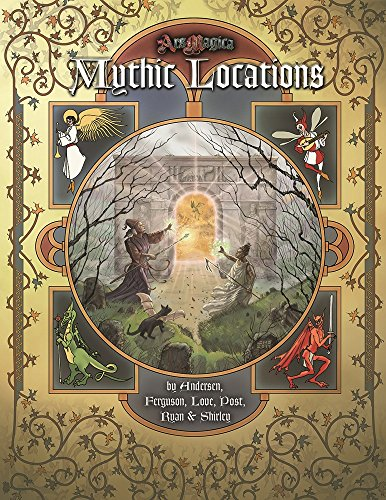 Mythic Locations (Ars Magica)