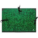 """Clairefontaine """"Annonay"""" Art fichier avec attaches, Vert, 47x 62cm"""