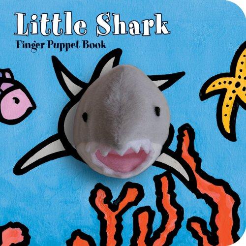 Little Shark: Finger Puppet Book (Little Finger Puppet Board) por Chronicle Books