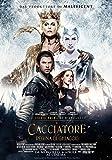Il Cacciatore E La Regina Di Ghiaccio [Blu-ray] [Import anglais]