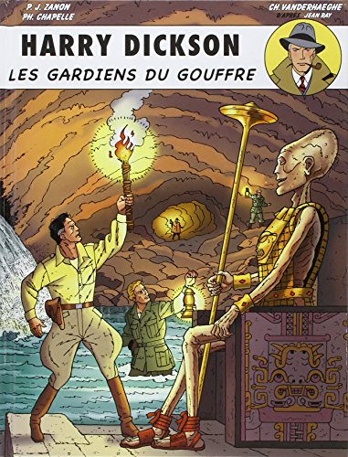 Harry Dickson, Tome 9 : Les gardiens du gouffre