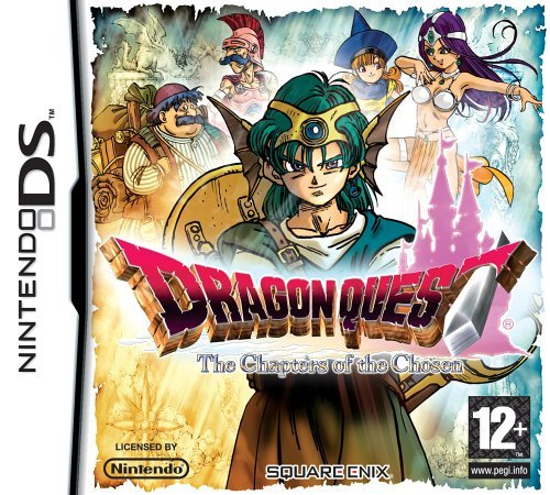 Dragon Quest: Chapters of the Chosen (Nintendo DS) by Square Enix