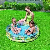 Bestway Planschbecken Coral Kids, 122 x 25 cm -
