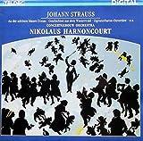 Strauss: An der schönen blauen Donau / Geschichten aus dem Wienerwald / Zigeunerbaron-Ouvertüre u.a. [Vinyl LP] [Schallplatte]