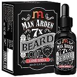 #5: Man Arden 7X Beard Oil 30ml (Love Spell) - 7 Premium Oils Blend For Beard Growth & Nourishment