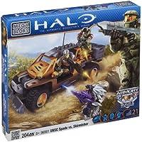 Mega Bloks Halo Buildable UNSC Spade V Skirmisher