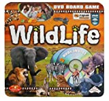 Zapak Games- Wild Life Dvd Board Games
