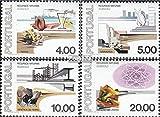 Portugal 1370-1373 (kompl.Ausg.) 1977 Bodenschätze (Briefmarken für Sammler)