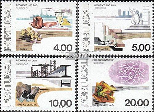 Prophila Collection Portugal 1370-1373 (kompl.Ausg.) 1977 Bodenschätze (Briefmarken für Sammler)