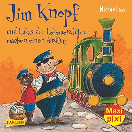 Maxi-Pixi Nr. 195: VE 5 Jim Knopf und Lukas der Lokomotivführer machen einen Ausflug