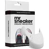 MrSneaker 2 Pairs Shoe Crease Protectors, Anti Wrinkle Toe Box Crease Guards, Shoe Crease Guards for Air Force 1, Air…