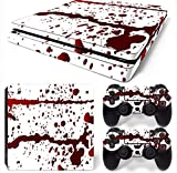Mcbazel Pattern Series Decals Sticker Vinyl Skin for PS4 Slim Console...