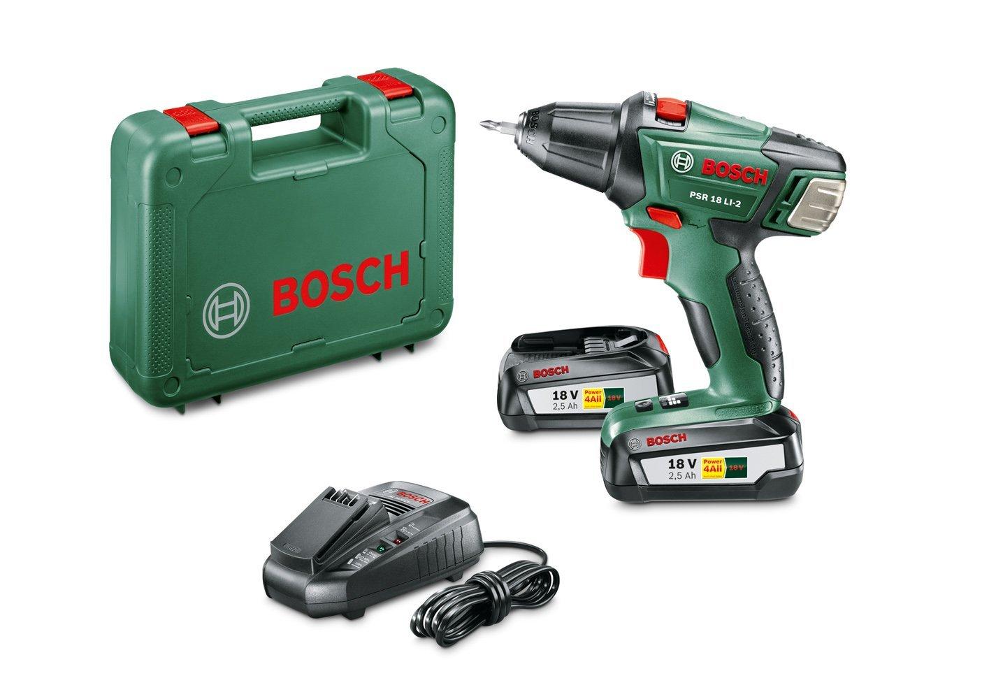 Bosch PSR 18 LI-2