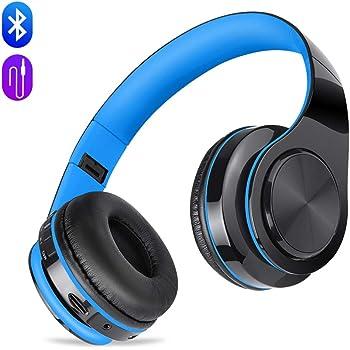 Cuffie Wireless Bluetooth con Cancellazione del Rumore e Microfono  Incorporato dc905930b8c3