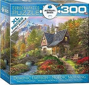 Eurographics 8300-0966 Nordic Morning - Puzzle (300 Piezas)