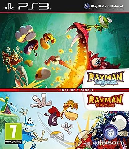 PS3 RAYMAN LEGENDS ORIGINS