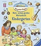 Mein erstes großes Wörterbuch: Kindergarten