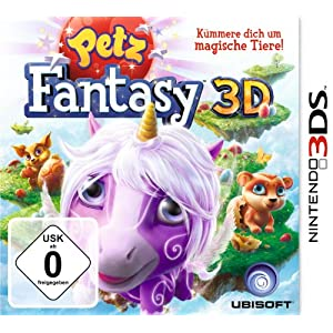 Petz Fantasy 3D – [Nintendo 3DS]